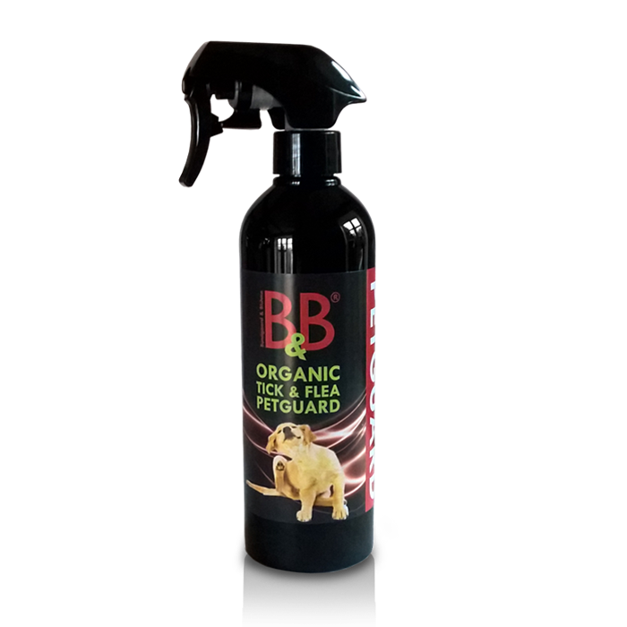 B&B Tick & Flea Pet Guard